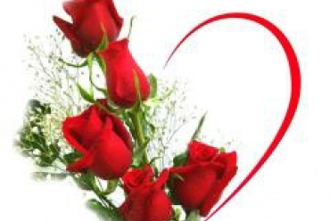 Рози (колаж)